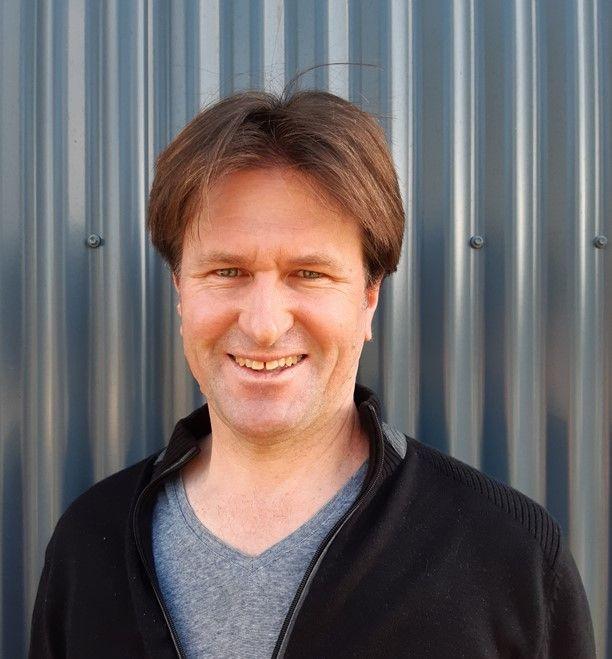 Photo of Gregor Brabyn