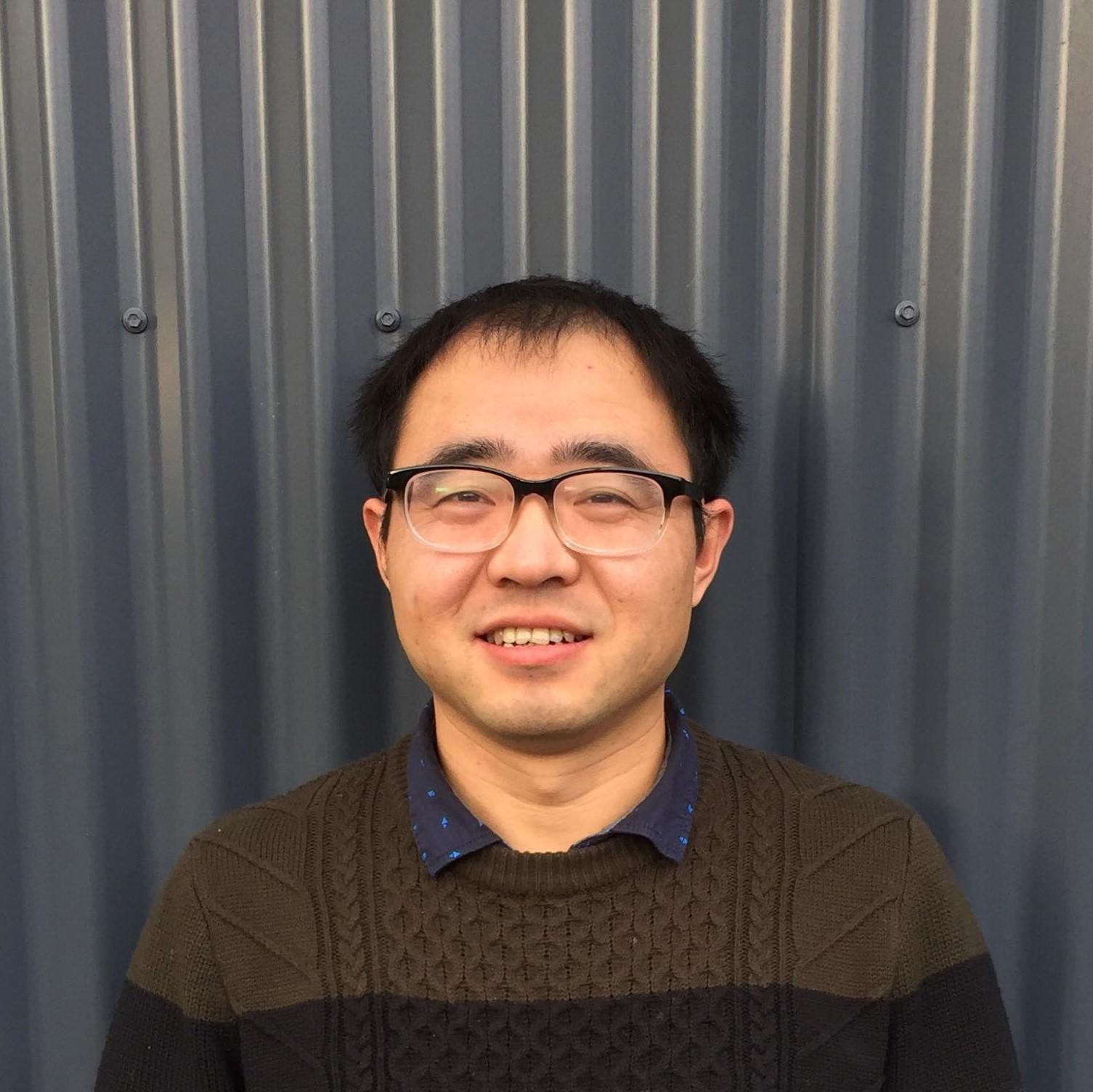 Photo of Damien Jiang